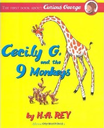 Cecily G. and the 9 Monkeys